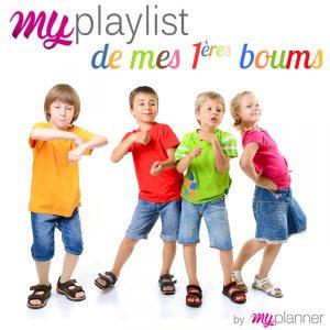 La playlist boums enfants