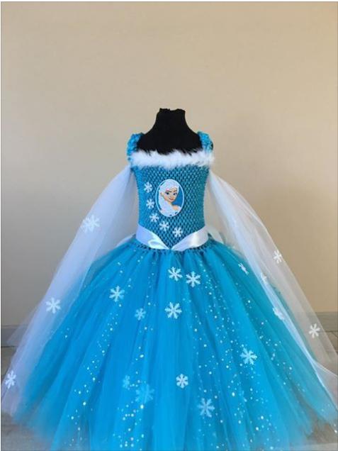 Deguisement reine des neiges princesse tutu myplanner - Princesse reine des neiges ...