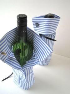 Une bouteille cadeau spéciale papa! - proposé par Inspirations créatives
